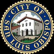 City of San Luis Obispo logo