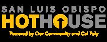 San Luis Obispo Hothouse logo